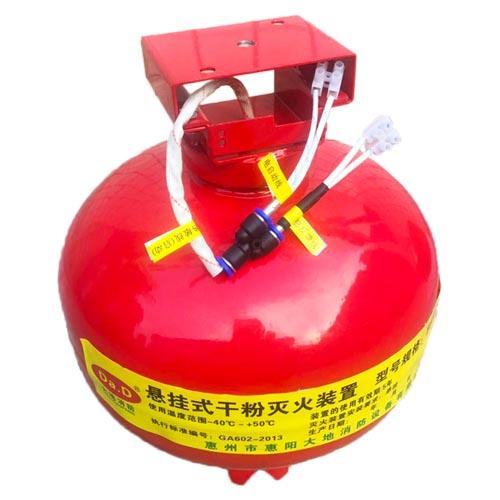 非贮压式超细干粉(热敏线温电双控)