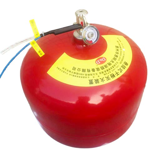 贮压式超细干粉(热敏线温电双控)