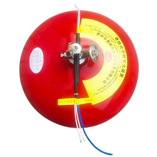 贮压式超细干粉(热敏线温电双控带反馈)