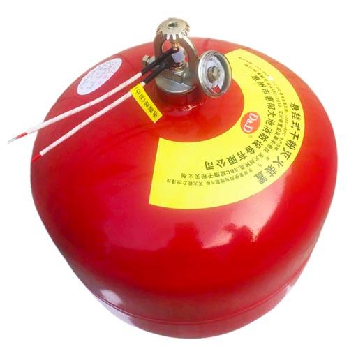 贮压式超细干粉(温电双控)